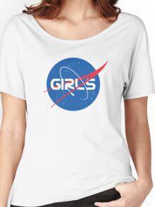 Nasa Girls Women's Relaxed Fit T-Shirt