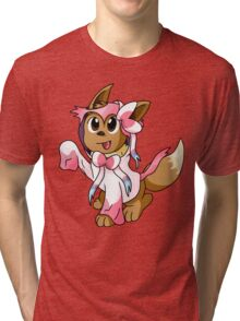 Sly Eevee Tri-blend T-Shirt