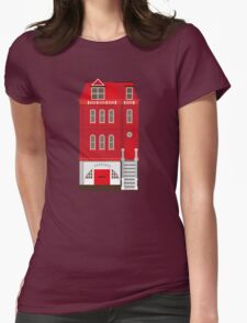 Red House Womens Fitted T-Shirt