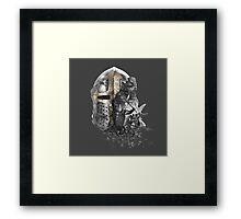 For Honor  Framed Print