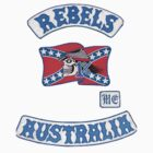 rebel MC supporter  by TheCreator666