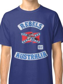 rebel MC supporter  Classic T-Shirt