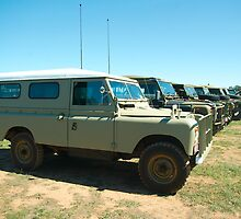 Landrovers by ndarby1