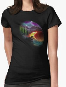 Elemental Womens Fitted T-Shirt
