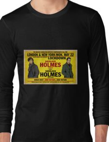 Lockdown Long Sleeve T-Shirt