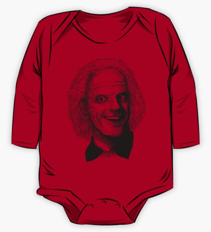 Doc Brown One Piece - Long Sleeve
