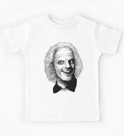 Doc Brown Kids Tee