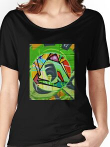 Urban Alphabet O Women's Relaxed Fit T-Shirt