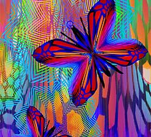 Butterfly Dream by Elaine Bawden