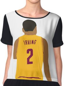 Kyrie Irving Chiffon Top