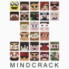 Mindcrack Faces by AngusDrake