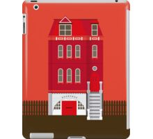 Red House iPad Case/Skin