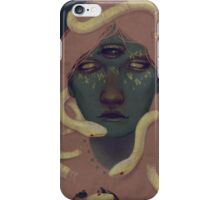 of witches and pets iPhone Case/Skin