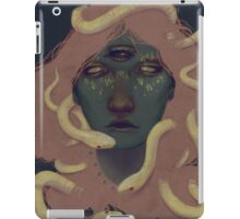 of witches and pets iPad Case/Skin