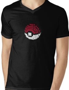pokemon Mens V-Neck T-Shirt