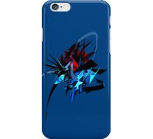 abstract bomb iPhone Case/Skin