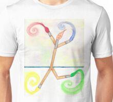 I Am a Paintbrush Unisex T-Shirt