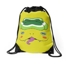 Catch Me If You Can. Drawstring Bag
