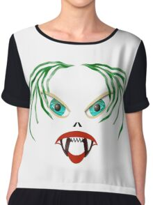 Wicked Witch iPhone / Samsung Galaxy Case Chiffon Top