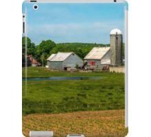 Farm in Scotch Village iPad Case/Skin