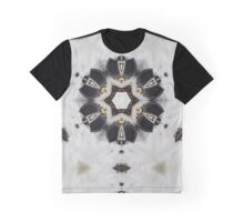 metal flower  Graphic T-Shirt