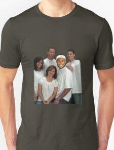 Lebron and Steph Family Portrait Unisex T-Shirt