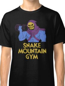 snake mountain gym Classic T-Shirt