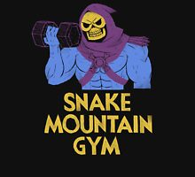 snake mountain gym Unisex T-Shirt