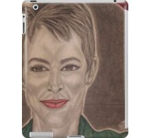 An American Superstar film and movie actress iPad Case/Skin
