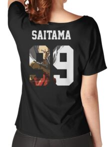Saitama Jersey Women's Relaxed Fit T-Shirt