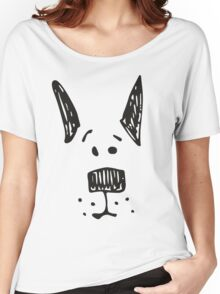The Dog Women's Relaxed Fit T-Shirt