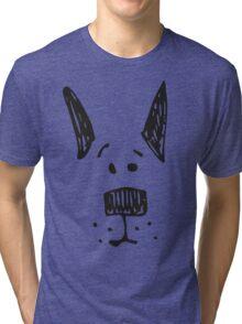 The Dog Tri-blend T-Shirt