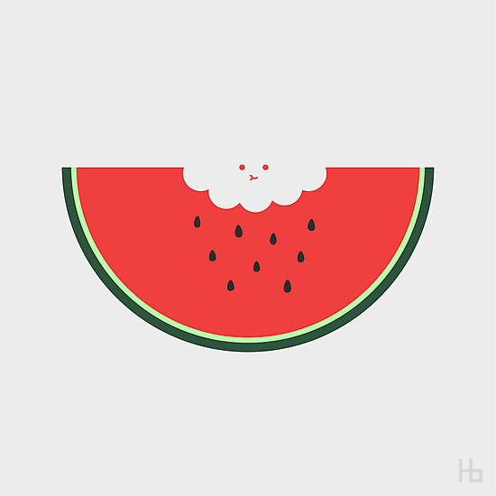 Water Melon by Haasbroek