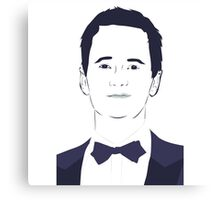Neil Patrick Harris Canvas Print