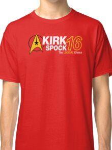 Kirk / Spock 2016 Classic T-Shirt
