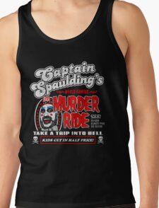 Captain Spaulding Murder Ride Tank Top