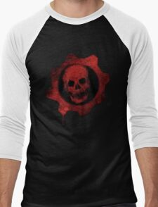 Gears Of War Logo  Men's Baseball ¾ T-Shirt