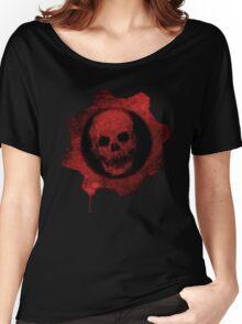 Gears Of War Logo  Women's Relaxed Fit T-Shirt