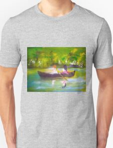 AfterNoon by Colleen Ranney Unisex T-Shirt