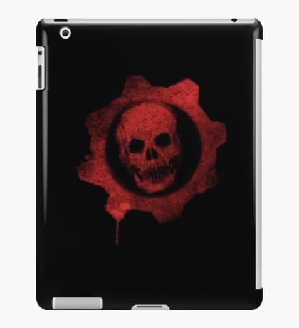 Gears Of War Logo  iPad Case/Skin