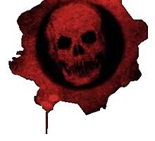 Gears Of War Logo  by TrailBrazzer