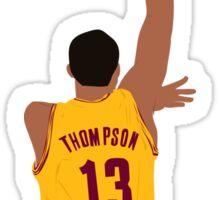 Tristan Thompson Sticker