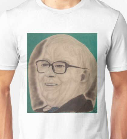The most successful investor in the world. Unisex T-Shirt