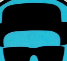 Breacking Bad- Heisenberg Sticker