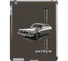Datsun Bluebird 610 2000 GTX 1974 - Stripe iPad Case/Skin