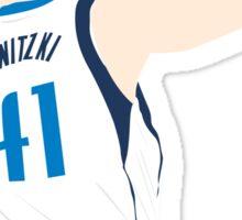 Dirk Nowitzki Sticker