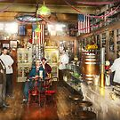 Pharmacy - Collins Pharmacy 1915 by Mike  Savad