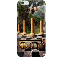 The Elemental Tourist - Earth iPhone Case/Skin