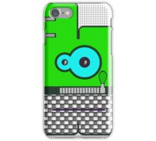 "Boogie ""Bo"" from the Boogie Po beach punk surf series iPhone Case/Skin"