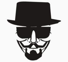 Anonymous Heisenburg by ExplodingZombie